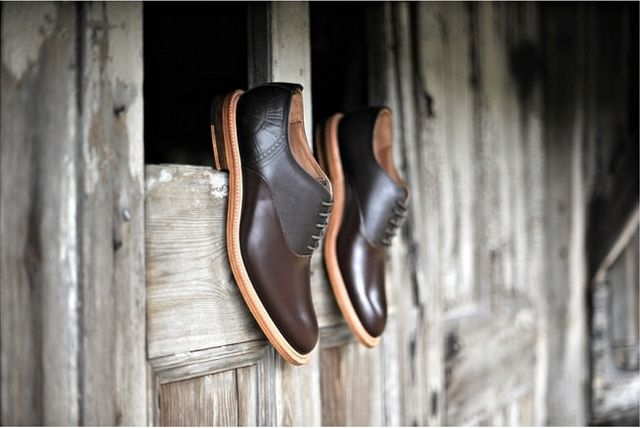 fbfd8cc2c10c0 Frustrated by the lack of quality and options, she was adamant on reviving  the classic dress shoe while adding a modern twist for the 21st-century man.