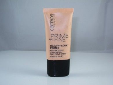 Catrice Prime And Fine Anti Shine Blur Stick Review