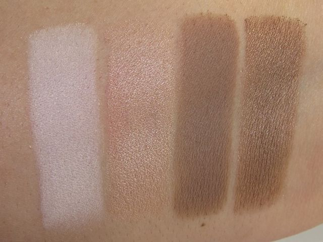 Kylie Cosmetics KYShadow The Bronze Palette Review & Swatches ...