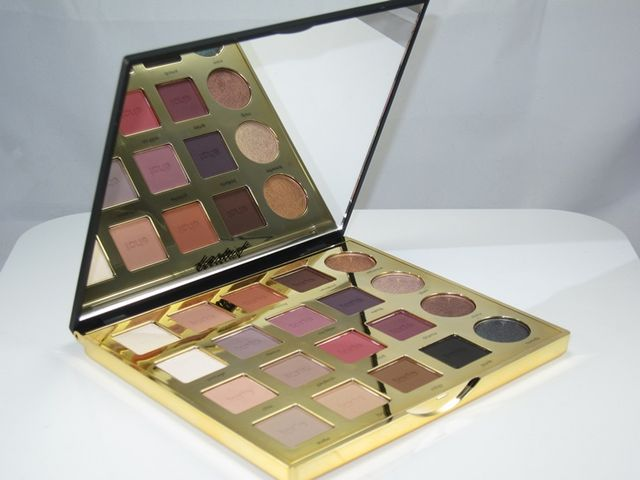 Tarte Tarteist Pro Amazonian Clay Palette Review & Swatches ...