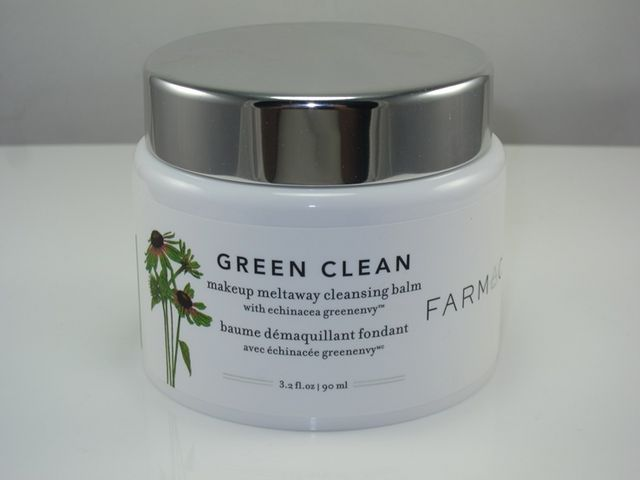 Green Clean Makeup Meltaway Cleansing Balm with Echinacea by farmacy #3