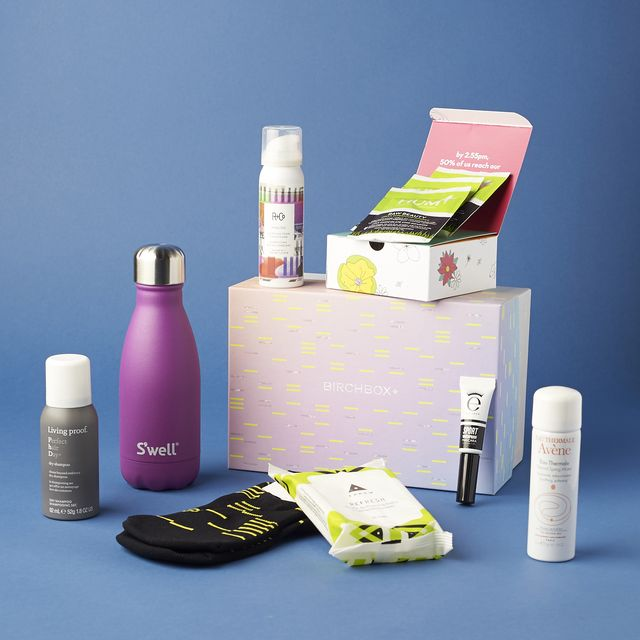 Birchbox Limited Edition Refresh and Reset Box – 30% Off