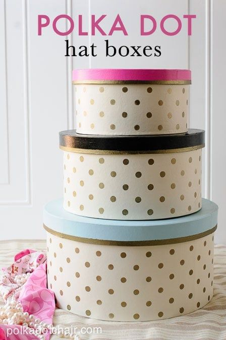 More Than 40 Simple Handmade Gift Ideas The Polka Dot