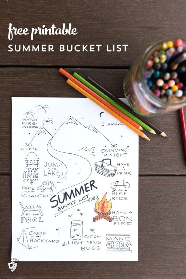A Couple Of Years Ago I Asked Brynn Whitefield Design To Fall Bucket List Printable For My Readers The Was Inspired By Daughter