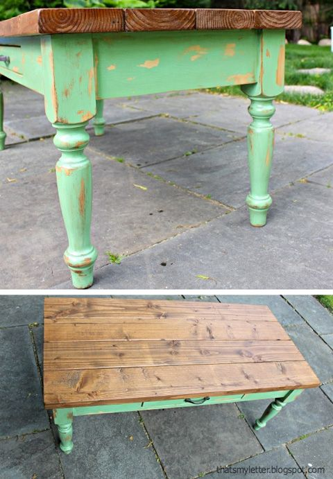 How To Build A Table Pretty Handy Girl Bloglovin