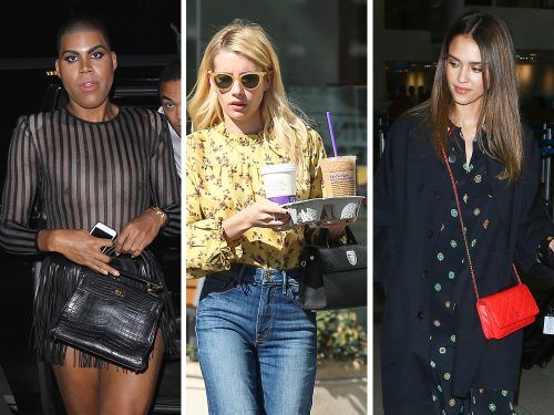 99ffcaa05b2b6b Celebs are stepping out en masse with new minis from Dior and classic minis  and daintier styles from Chanel, Givenchy, Proenza Schouler ...