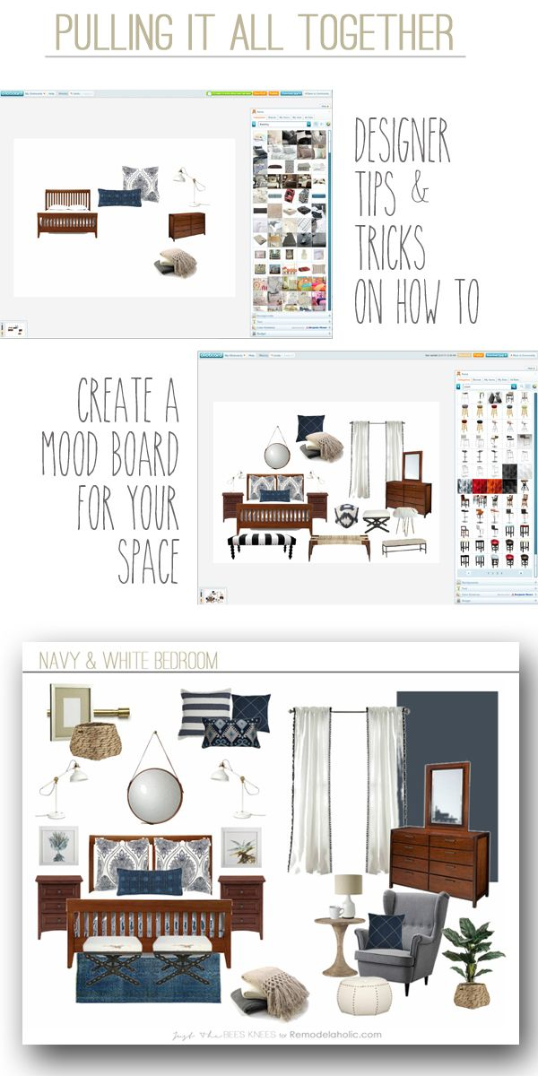 How To Create A Mood Board For Your Space Remodelaholic Bloglovin