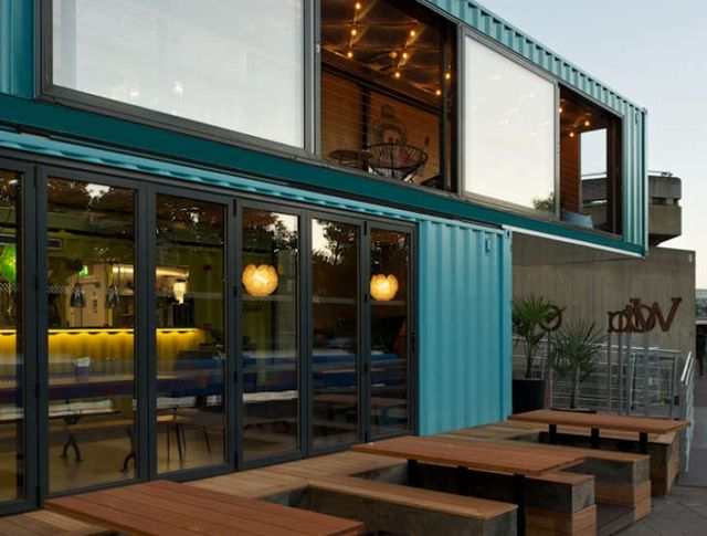 10 Shops and Restaurants Made from Shipping Containers | Remodelista ...