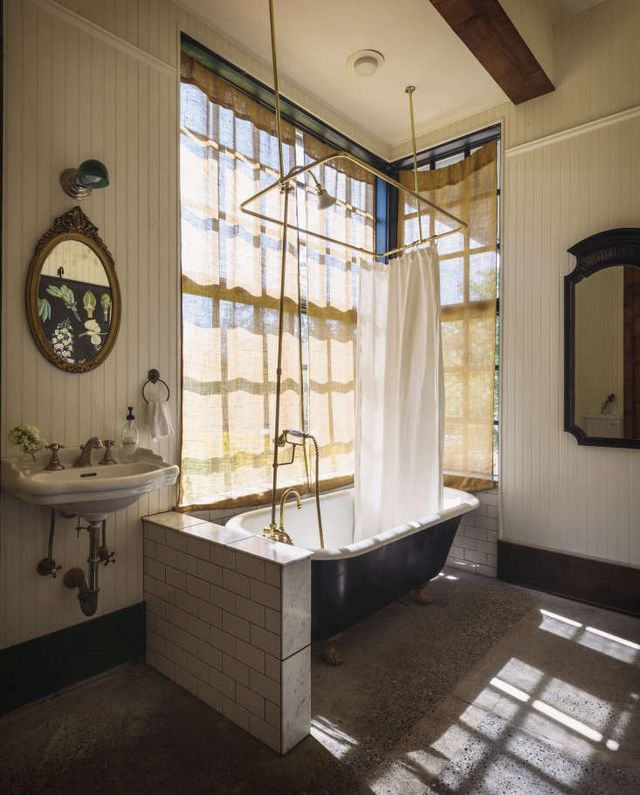 What Is Considered A Full Bathroom. Above Dillon Wondered Early On If He Might Turn The Cookhouse Into A Rental House Someday So He Designed The Bathroom Accordingly