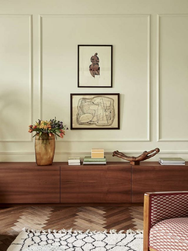Creative Flow: A Novelist\'s Elegant Pied-a-Terre by Colombe Studio ...