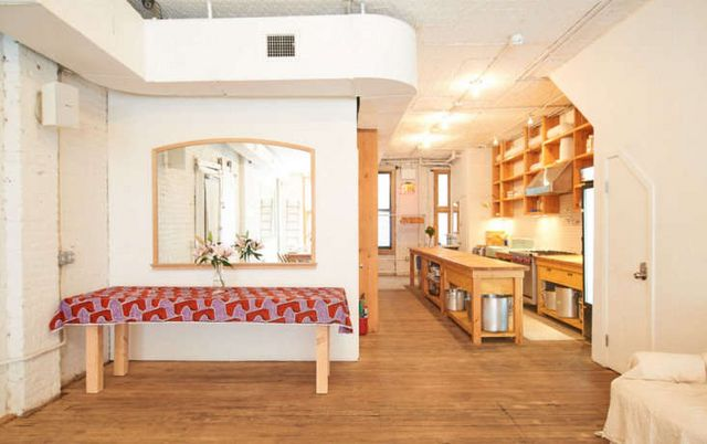 Kitchen Of The Week A Clandestine Private Dining Loft In Nyc S Chinatown Remodelista Sourcebook For The Considered Home Bloglovin