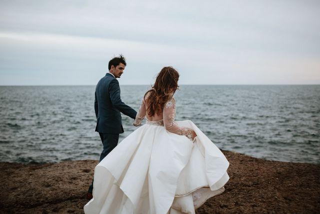 Casey & Ruben | Rock My Wedding | Bloglovin\'
