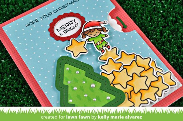 An Interactive Lawn Fawn Christmas Card Simon Says Stamp Blog