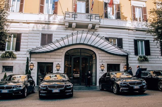 Finding Paradise At Hotel Eden Rome Italy Silverspoon