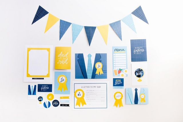 Easy Father's Day Printables! | He and I | Bloglovin'