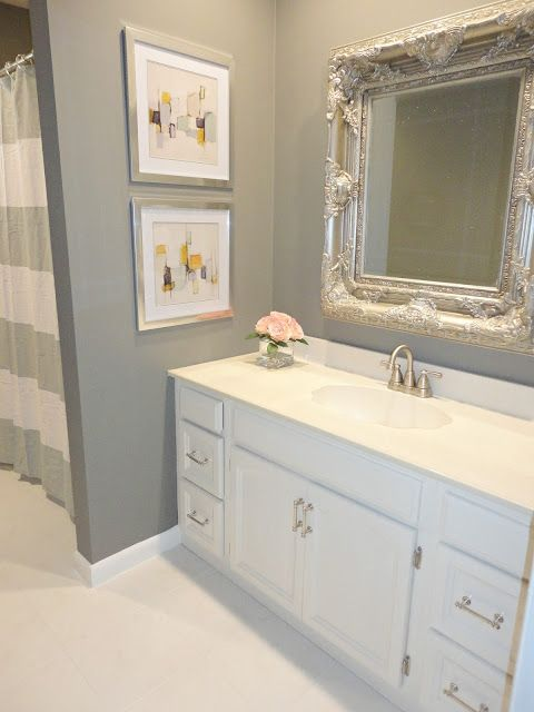 diy bathroom remodel on a budget livelovediy bloglovin