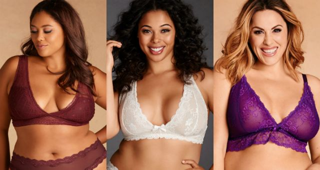 09dcf2a8a8 11 RAD PLACES TO FIND PLUS SIZE BRALETTES