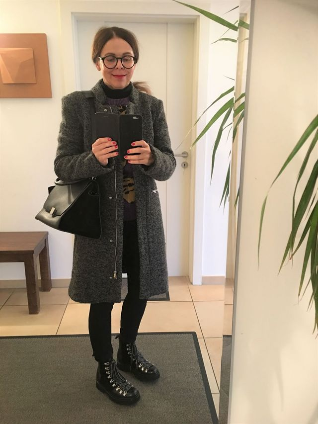 bc691293a4fc The Truth About My Recent Uniform   Dressed with soul   Bloglovin'