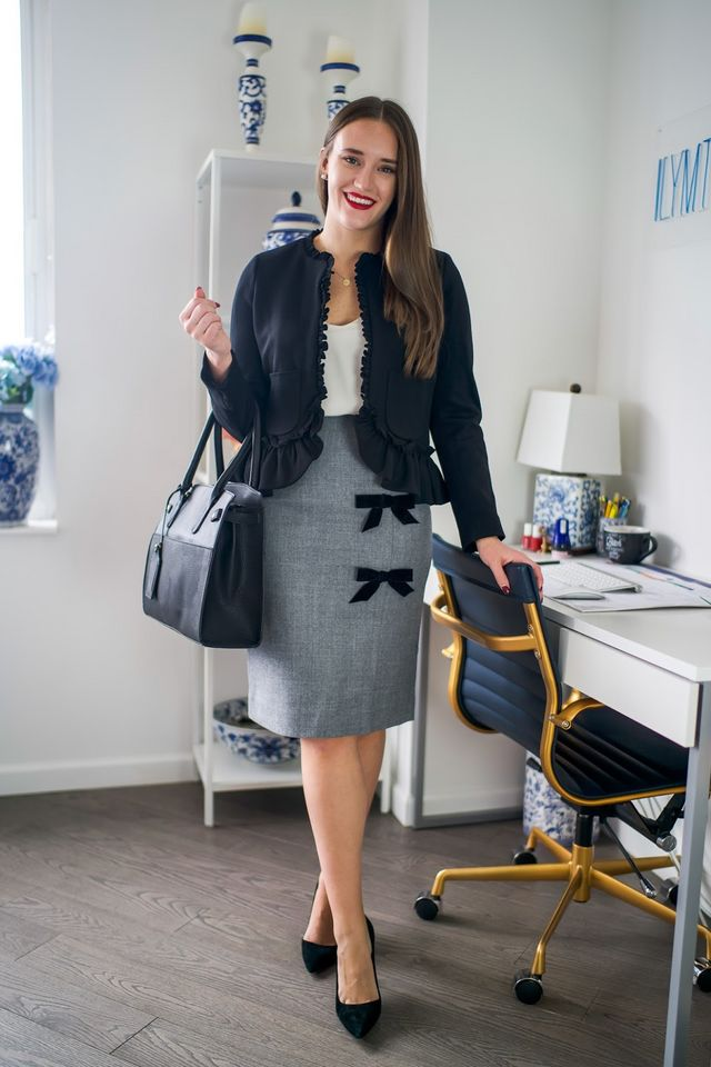 40e9f9e54bb1 Dress to Impress for the Office | Covering the Bases | Bloglovin'