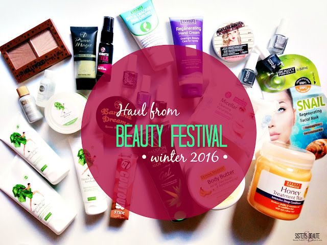 72a64f437f Haul from Beauty Festival