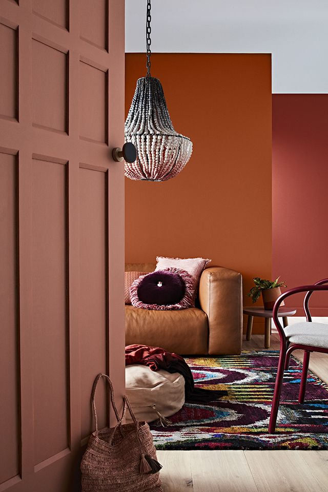 A Colourful Weave | Go Bold this Summer with Dulux | The Design ...