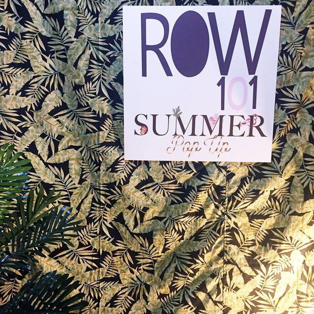 Coming Soon: The Row 101 Summer Pop-Up Bazaar | Drowning