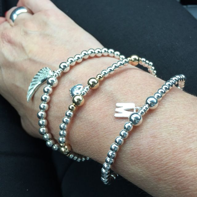 Angel Wing Bracelet Aurelia Heart Initial Bella Jane Is A Good Old British Brand Launched In 2017 By Annabel Davies
