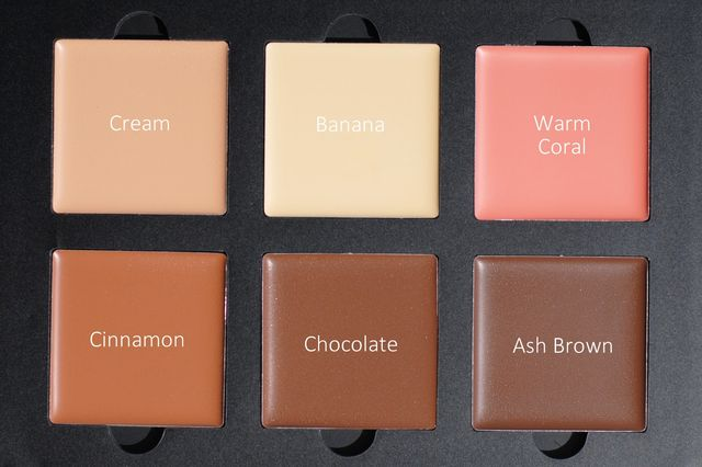 Abh Cream Contour Kit Comparison I Am A Fashioneer