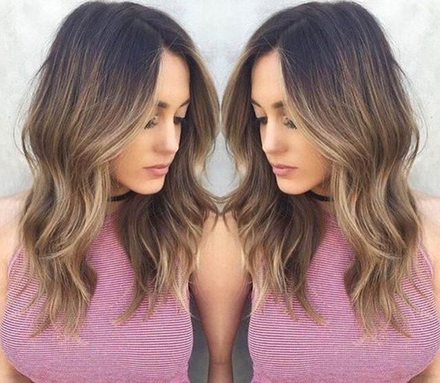 6 Hot Partial Highlights Ideas For Brunettes Hairstyles Hair