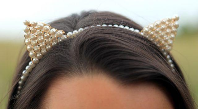 Romantic Cute Bow Headband Minnie Red Ear Headband Princess Headband High-end Small Fresh Hair Accessories Mickey Minnie Mouse Headwear Profit Small Christmas Headbands