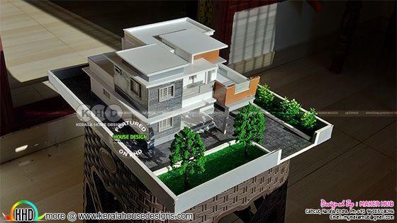 3d Printed House Miniature Models In Kerala Kerala Home Design Bloglovin