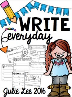 Write  Every  Day  {Longest post about Writing Ever} | Mrs