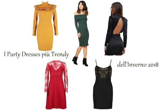 I Party Dresses piu  Trendy dell Inverno 2018  e5346f70278