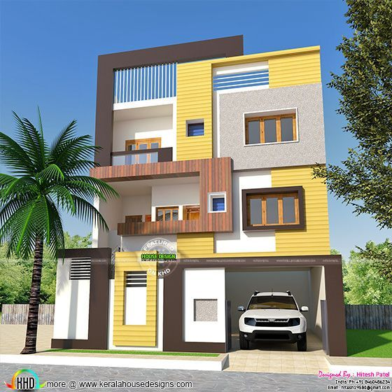 2 BHK, Small Double Storied Home 1200 Sq-ft