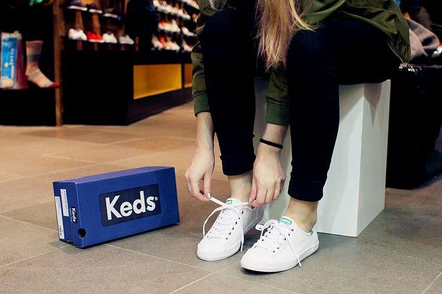 071f02e5d5 Conferindo a nova coleção da Keds na Convexo