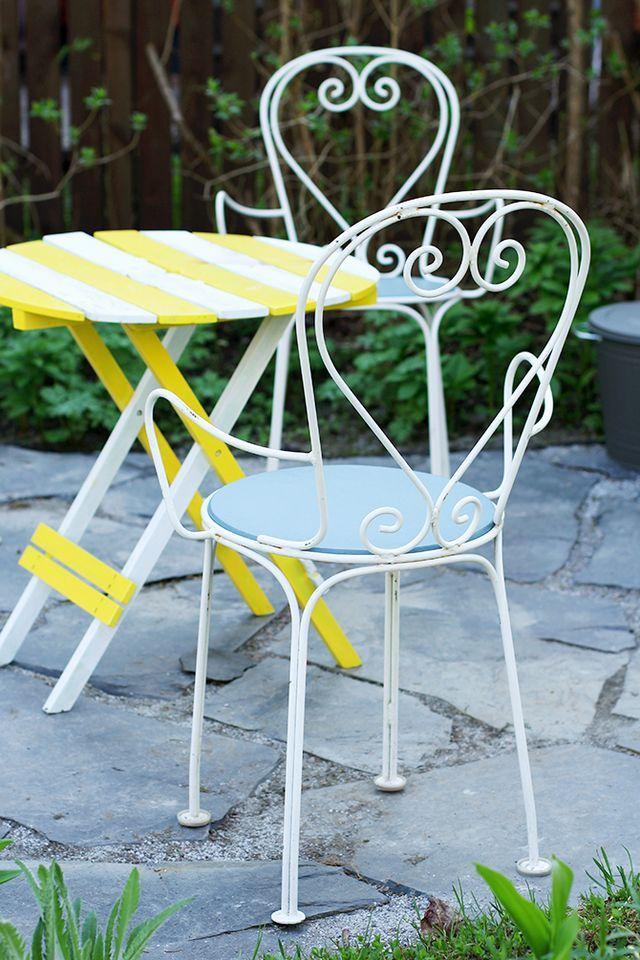Vintage garden chairs - Vintage Garden Chairs Pinjacolada Bloglovin'