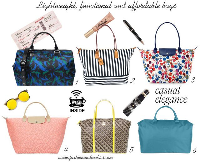 352459d0f9 The best lightweight, functional and affordable bags | Fashion and ...