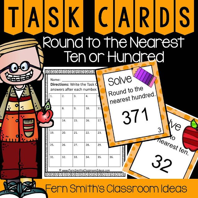 Are You Teaching Rounding To The Nearest Ten Or Hundred