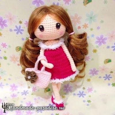Bloglovin Amigurumi : Amigurumi Sweet Doll-Free Pattern Amigurumi Free ...