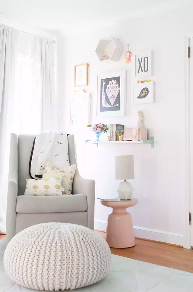 What Color To Paint Boys Boho Chic Nursery