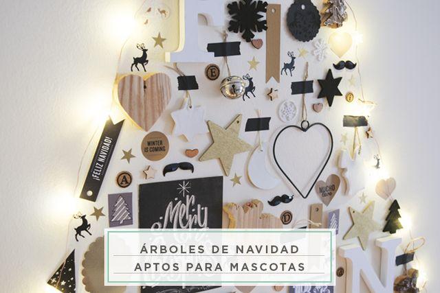 inspiración: árboles navideños aptos para mascotas | Milowcostblog ...