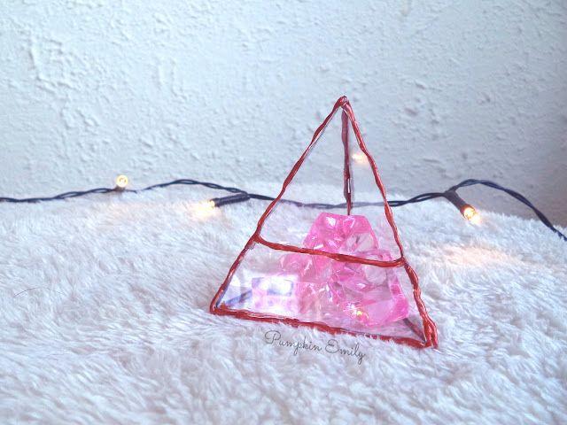 Diy Geometric Terrarium Pumpkin Emily Bloglovin