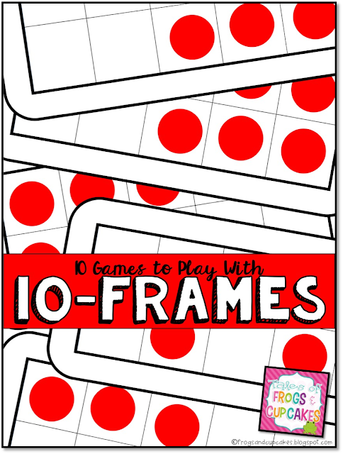 Ten-Frame FUN | Tales of Frogs and Cupcakes | Bloglovin\'