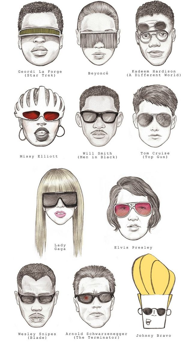 1f00d9d9c9 The Most Iconic Sunglasses Of All Time