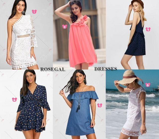 4059d9f803 ROSEGAL DRESSES