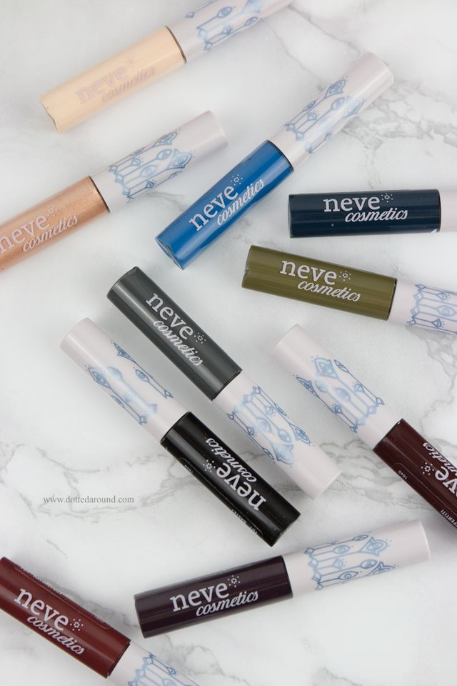Neve Cosmetics Ink Me eyeliner swatch   review  6a825bf0bf7