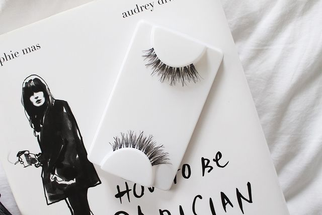 04cb53996d0 If you know me at all, you'll know that I love to wear false eyelashes on  the daily. I'm a huge fan of MAC 34s and 35s for day-to-day wear but oh ...
