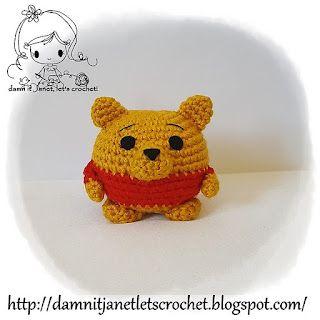 Crochet Eeyore [FREE Crochet Pattern]   Crochet projects, Crochet ...   320x320