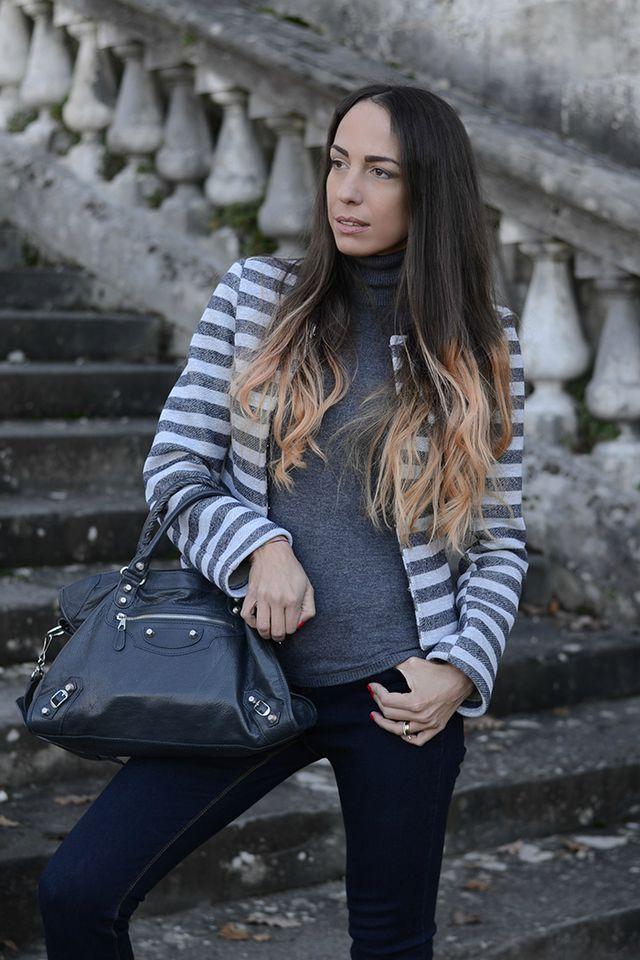 c68e0a2418 Indossare il grigio - I miei consigli e una proposta di look ...
