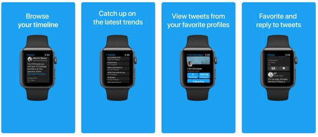 Chirp brings Twitter to Apple Watch | TechCrunch | Bloglovin'